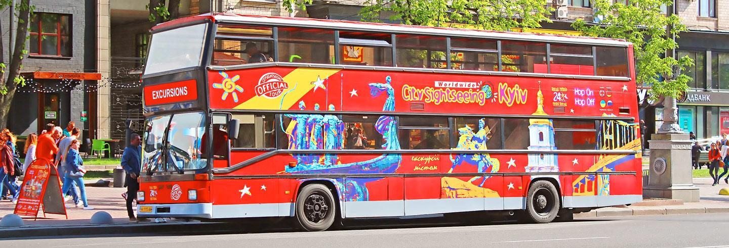 CitySightseeing Bus Tour